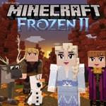 Minecraft Холодное сердце DLC XBOX ONE ключ