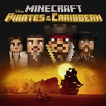 Minecraft Пираты Карибского моря DLC XBOX ONE ключ
