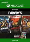 Far Cry 5 - Season Pass DLC XBOX ONE ключ