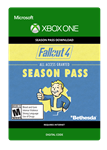 Fallout 4 Season Pass DLC XBOX ONE ключ
