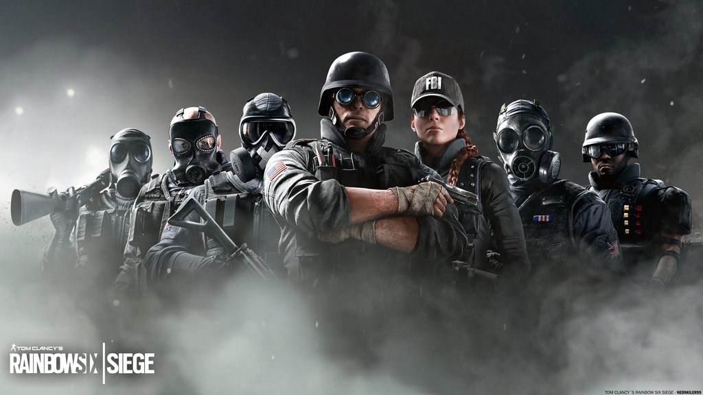 Tom Clancy´s Rainbow Six® Siege (Steam Gift,RU+CIS)
