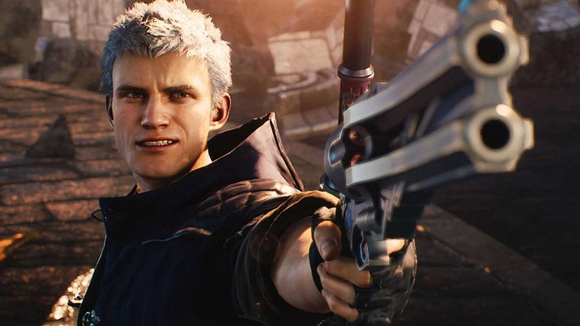 Devil May Cry 5 - Deluxe Edition (Steam Gift,RU)