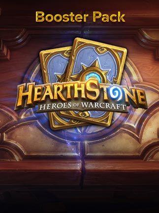 Hearthstone Booster Pack (REGION FREE)   Battle.net 2019