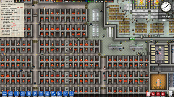 Prison Architect (STEAM KEY RU+CIS)