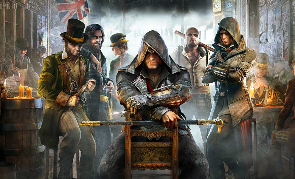 Assassin´s Creed® Syndicate (RU / CIS-Steam)+ПОДАР