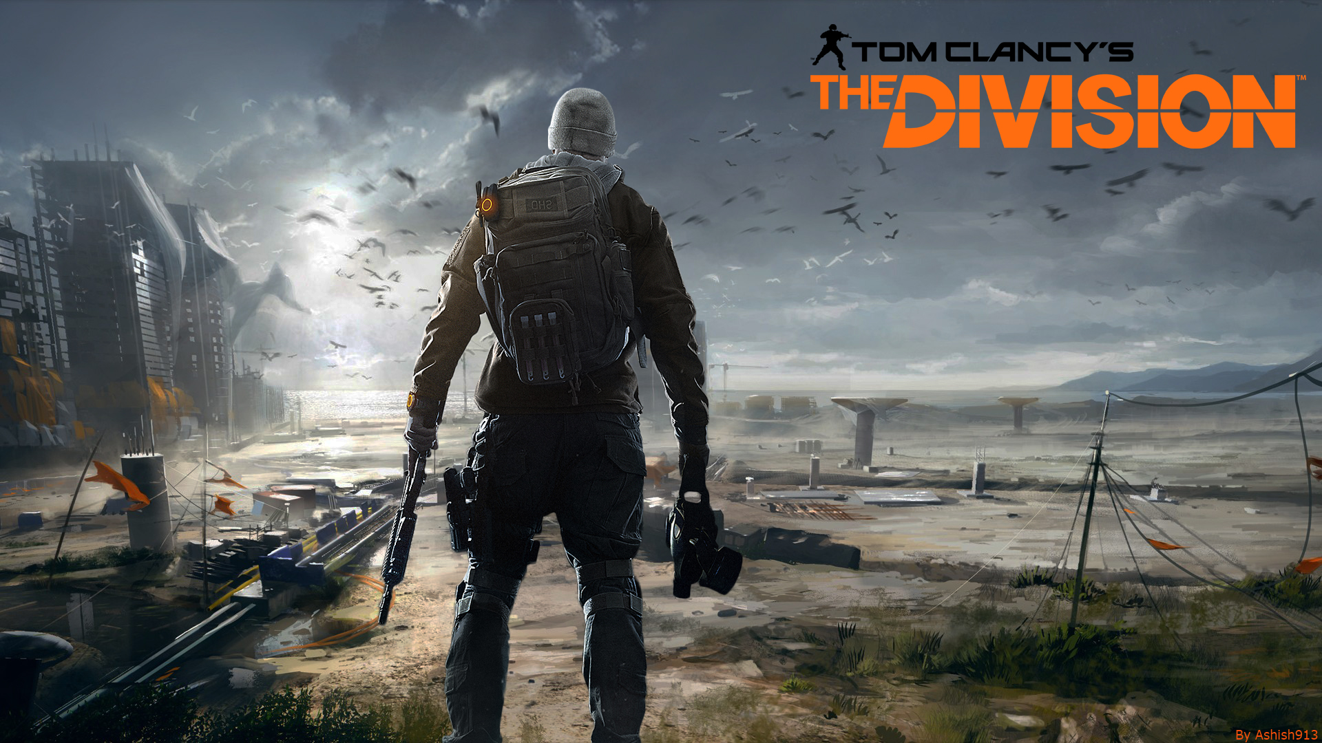 Tom Clancy´s The Division (STEAM gift RU-CIS)+ПОДАРОК