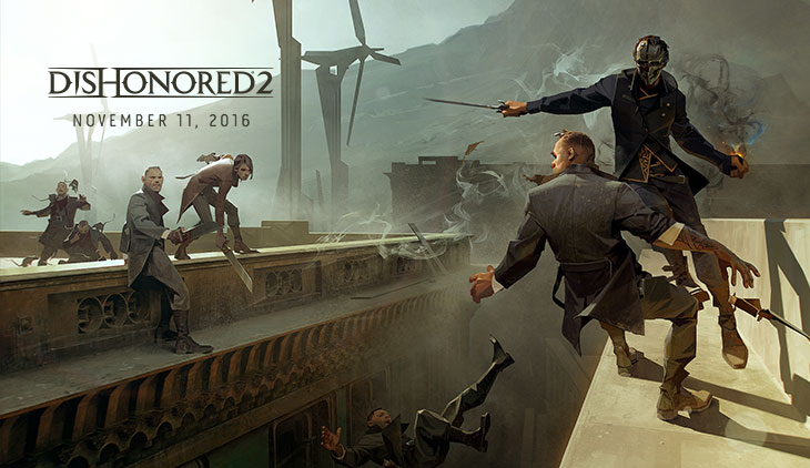Dishonored 2 (Steam Gift | RU+CIS)+ПОДАРОК