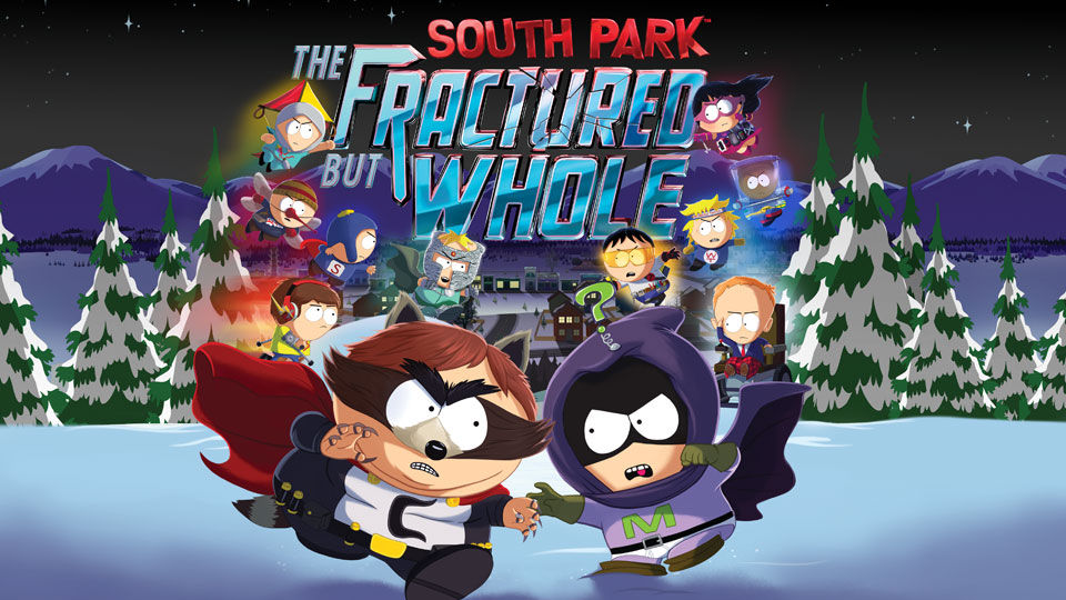 South Park: The Fractured But Whole (SteamGift /RU+CIS)