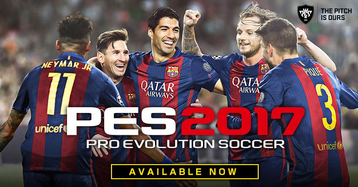 Pro Evolution Soccer 2017  (Steam gift RU |CIS)+BONUS