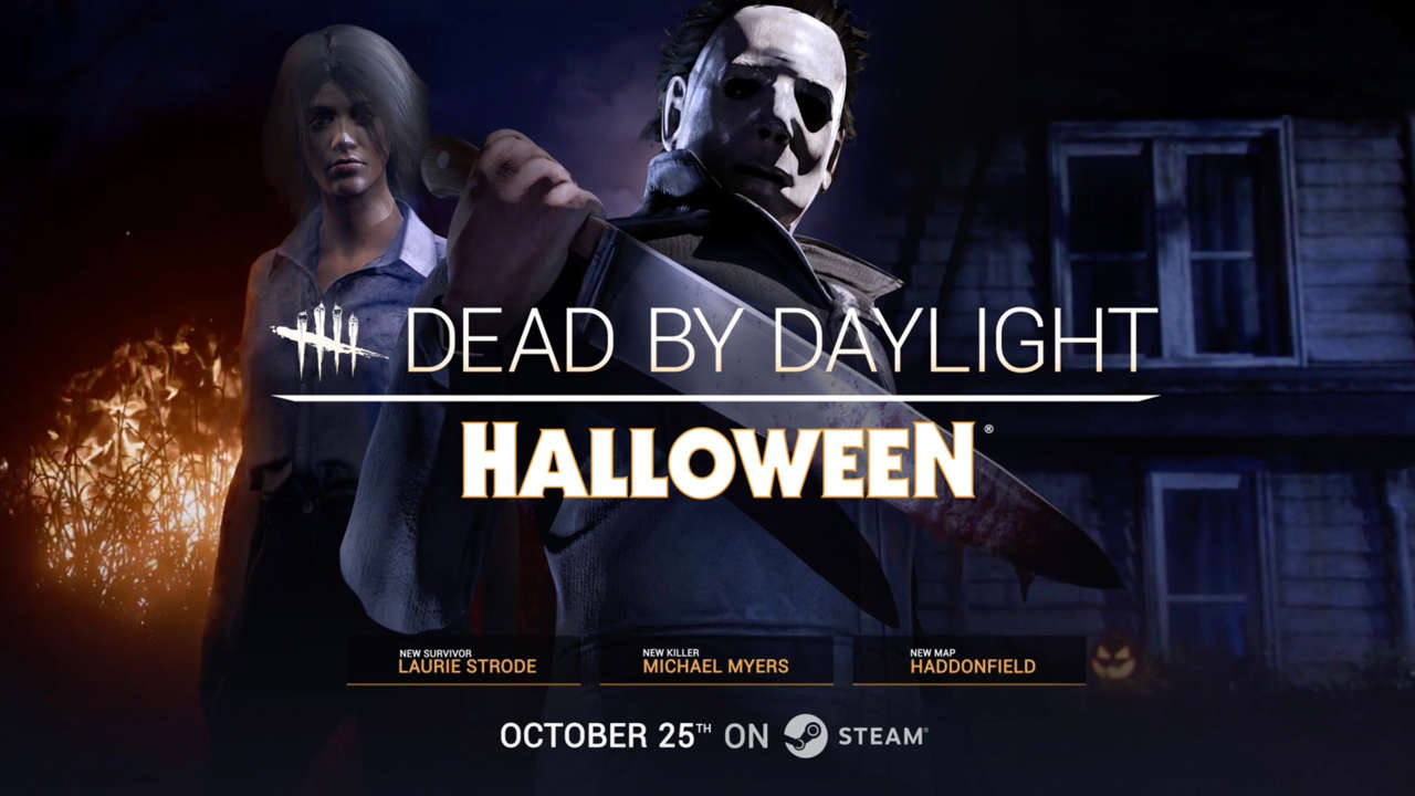 Dead by Daylight - The HALLOWEEN Chapter (Steam RU/CIS)