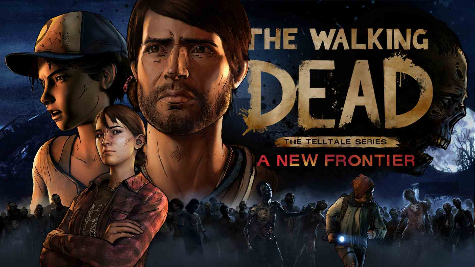 The Walking Dead: A New Frontier(Steam Gift RU/CIS)