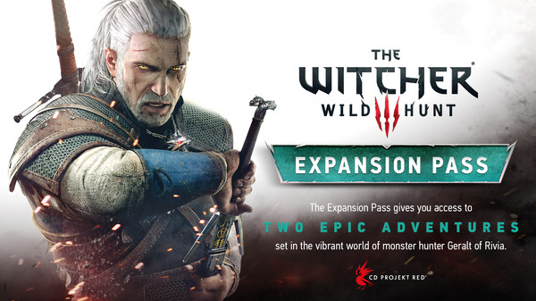 Witcher 3: Wild Hunt Expansion Pass (Steam Gift/RU+CIS)
