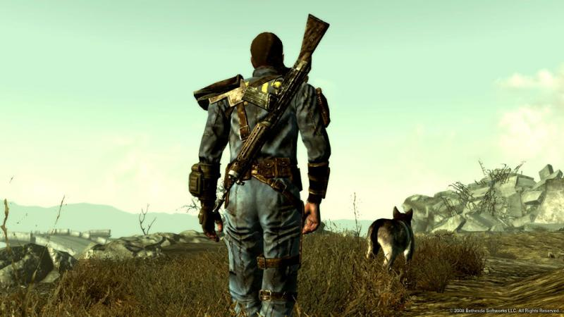 Fallout 3 (Steam gift, region free)