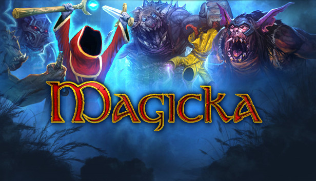 Magicka (Steam gift, region free)
