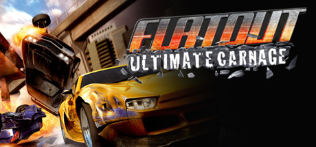 FlatOut: Ultimate Carnage (Steam gift, region free)