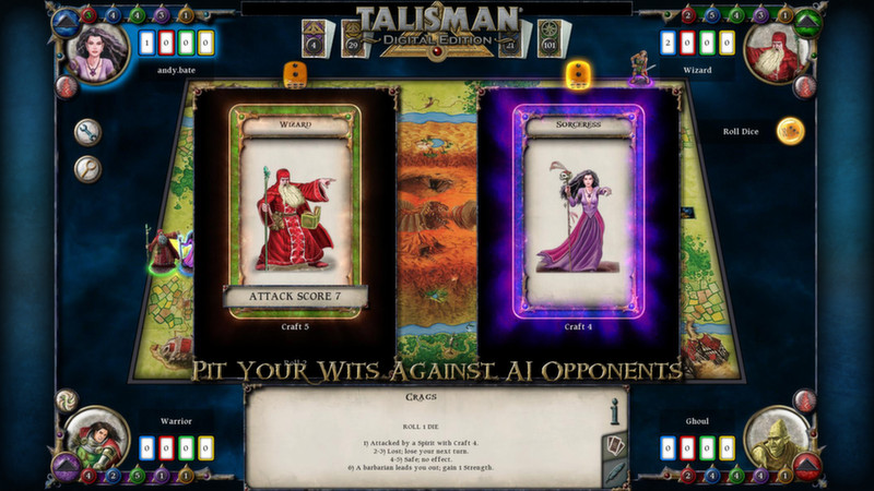 Talisman Digital Edition (Steam gift, region free)