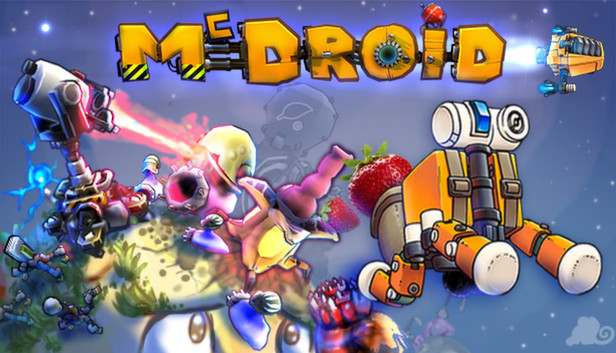 McDROID (Steam gift, region free)