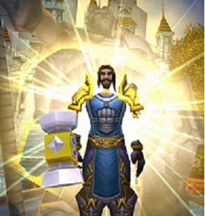 Tabard of the Lightbringer RU