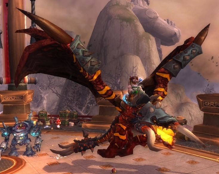 Glory of the Raider Orgrimmar - Reins Galakrasa