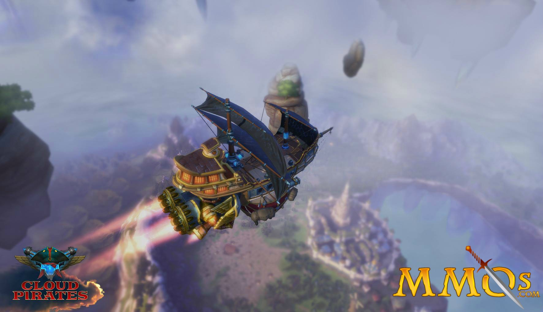 Cloud Pirates Access to Closed Beta Test (CBT)
