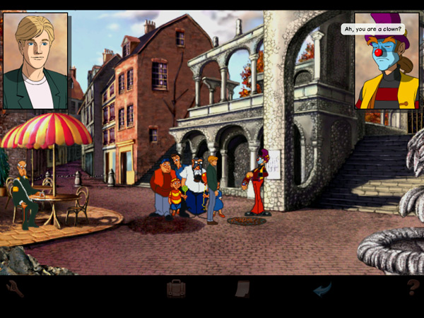 Broken Sword: Director´s Cut ( STEAM KEY REGION FR
