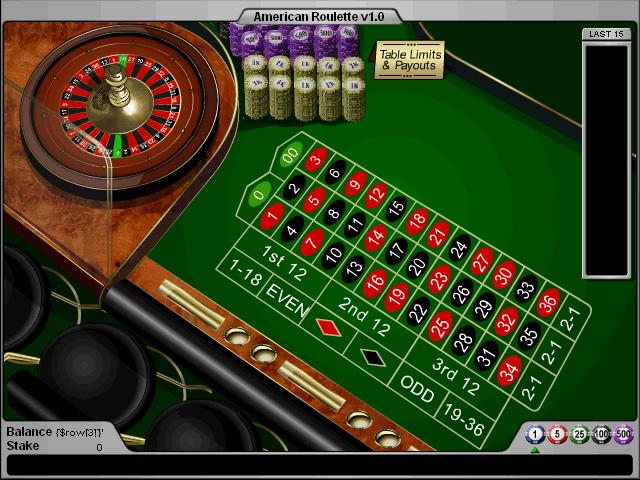 Roulette online flash games