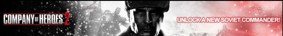 Company Of Heroes 2 Exclusive Multiplayer Commander