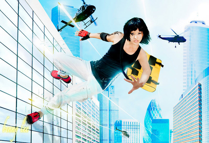 Mirror´s Edge - CD-KEY -ключ Origin Worldwide + ПОДАРОК
