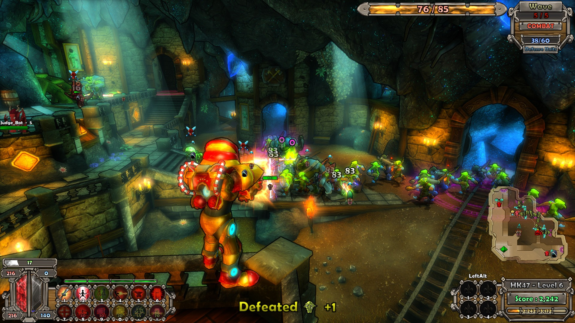 Dungeon Defenders Eternity - Steam Gift RU-CIS