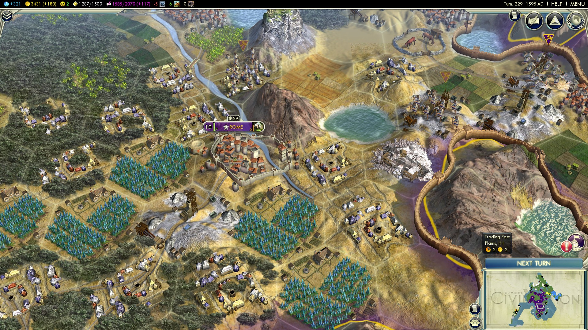 Sid Meier´s Civilization V: Gold Edition (SteamKey) ROW