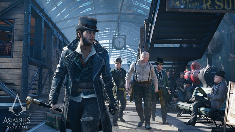 Assassins Creed Syndicate Синдикат ( Uplay ) RoW