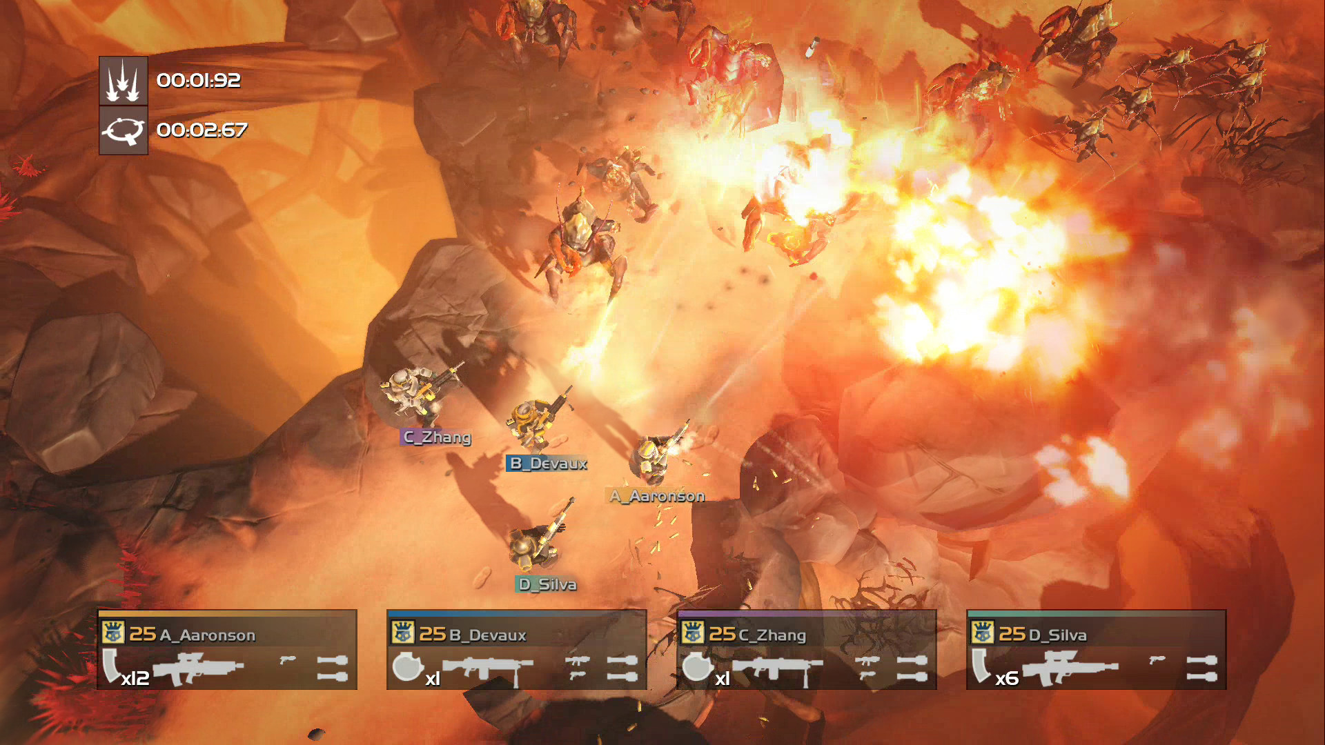 HELLDIVERS™ Digital Deluxe Edition (SteamGift) RU/CIS