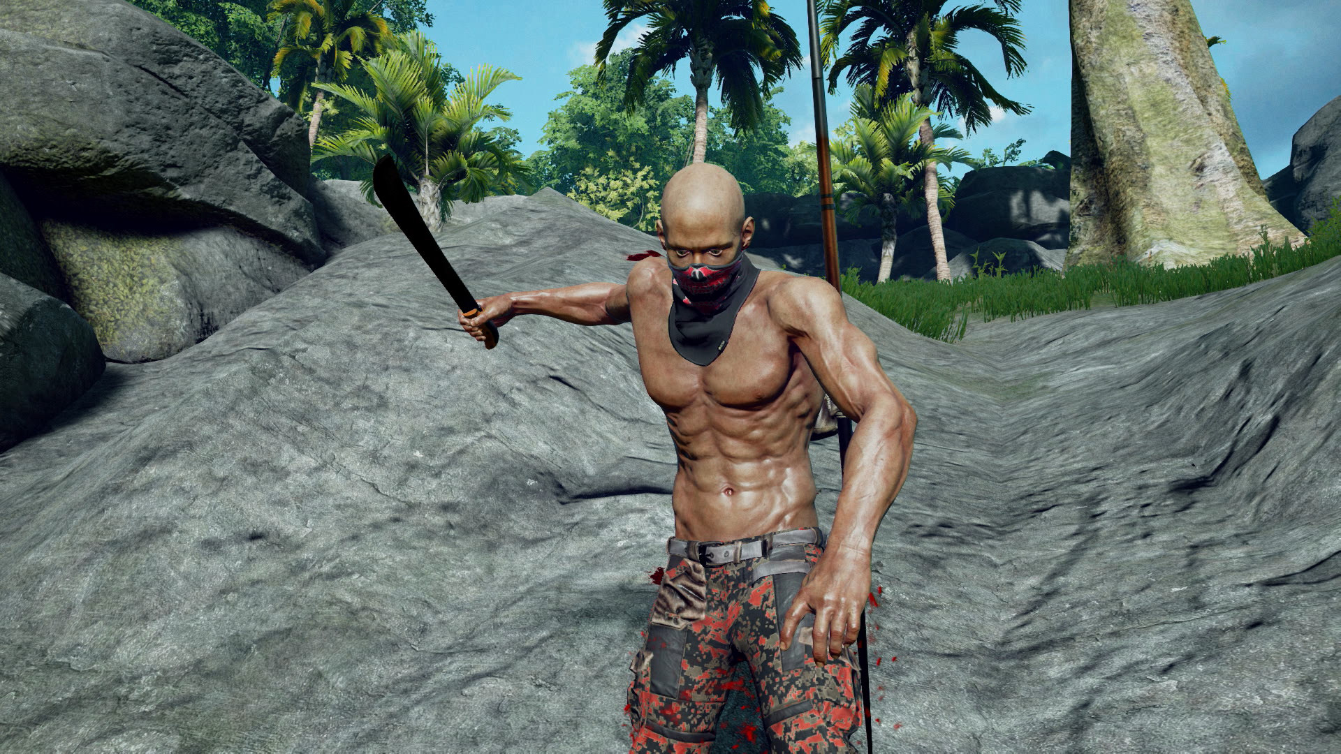 The CULLING   ( STEAM GIFT ) RU / CIS