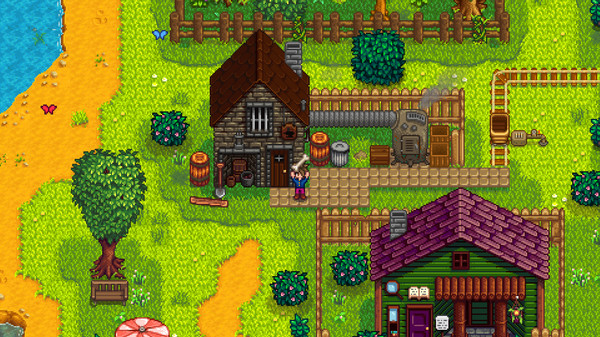 Stardew Valley (Steam Gift / RU+CIS)