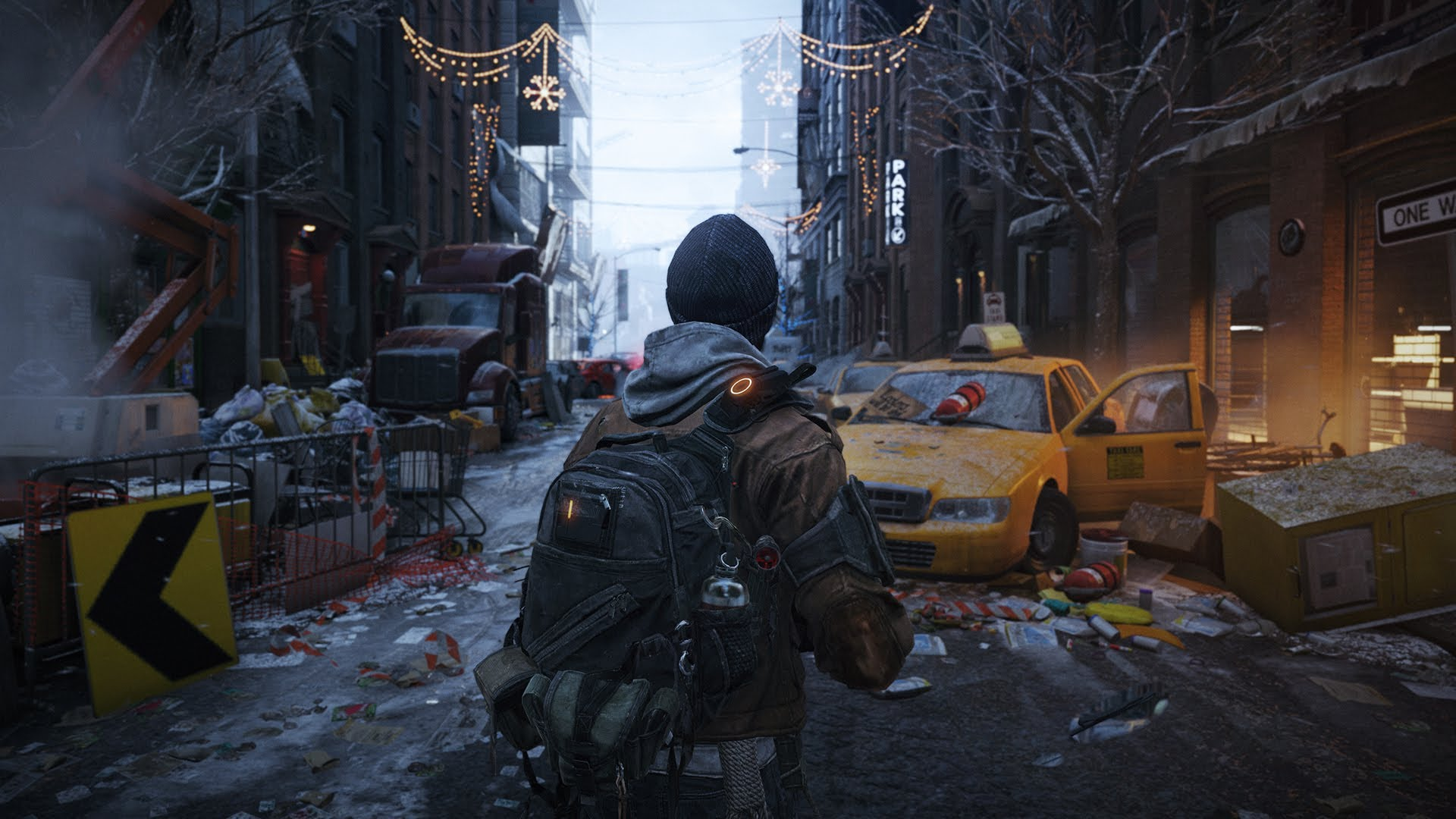 Tom Clancy's The Division Uplay code nvidia  RoW