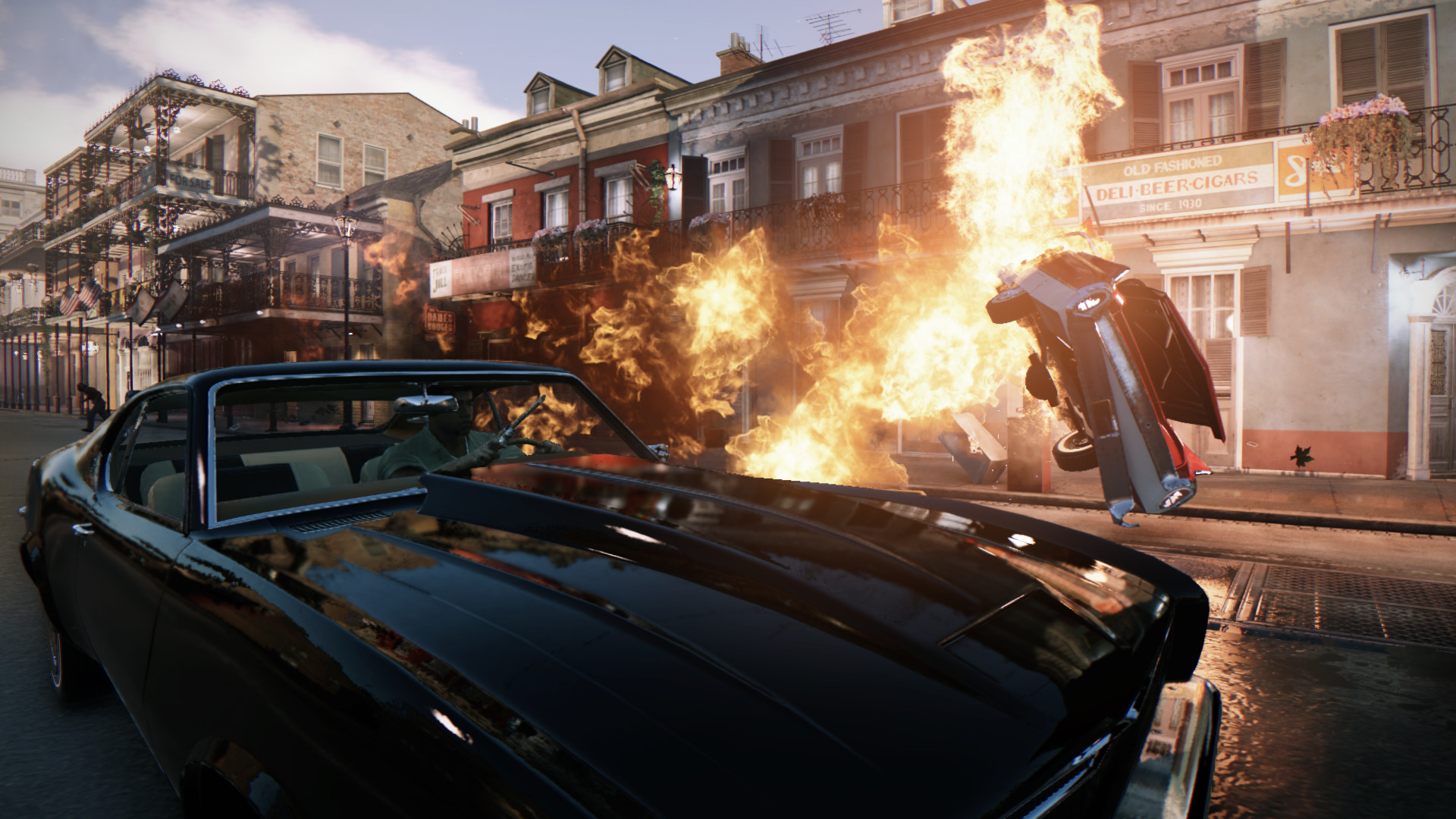 MAFIA 3 III Digital Deluxe(STEAM GIFT | RU+CIS)+Подарок