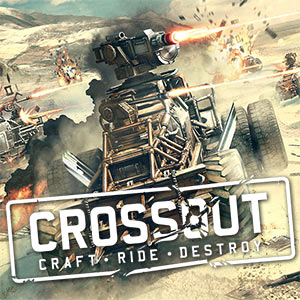 Crossout Beta Key / (Region Free)