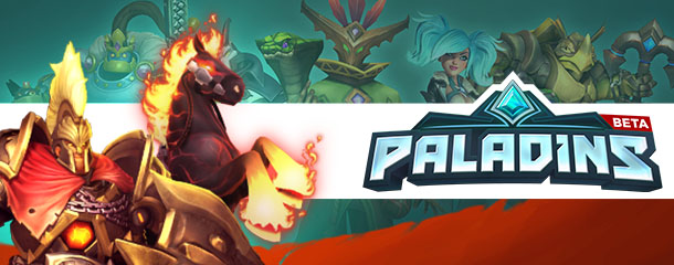 Paladins® - Founder´s Pack (SteamGift) RU/CIS
