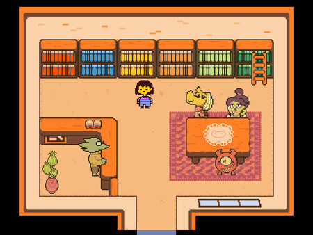 Undertale (Steam Gift, RU + CIS)