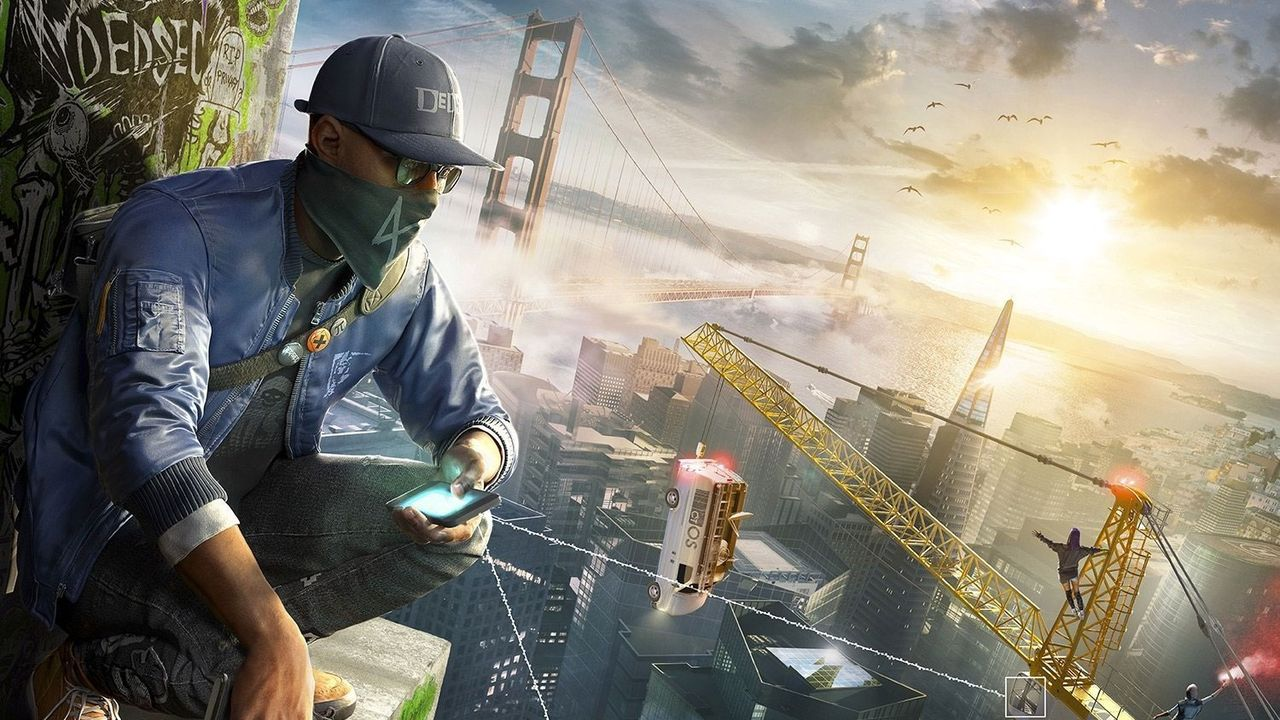 Watch_Dogs® 2  (Steam Gift / RU+CIS)