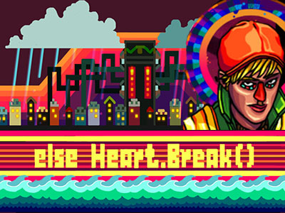 Else Heart.Break()  (Steam Key, Region Free) RoW