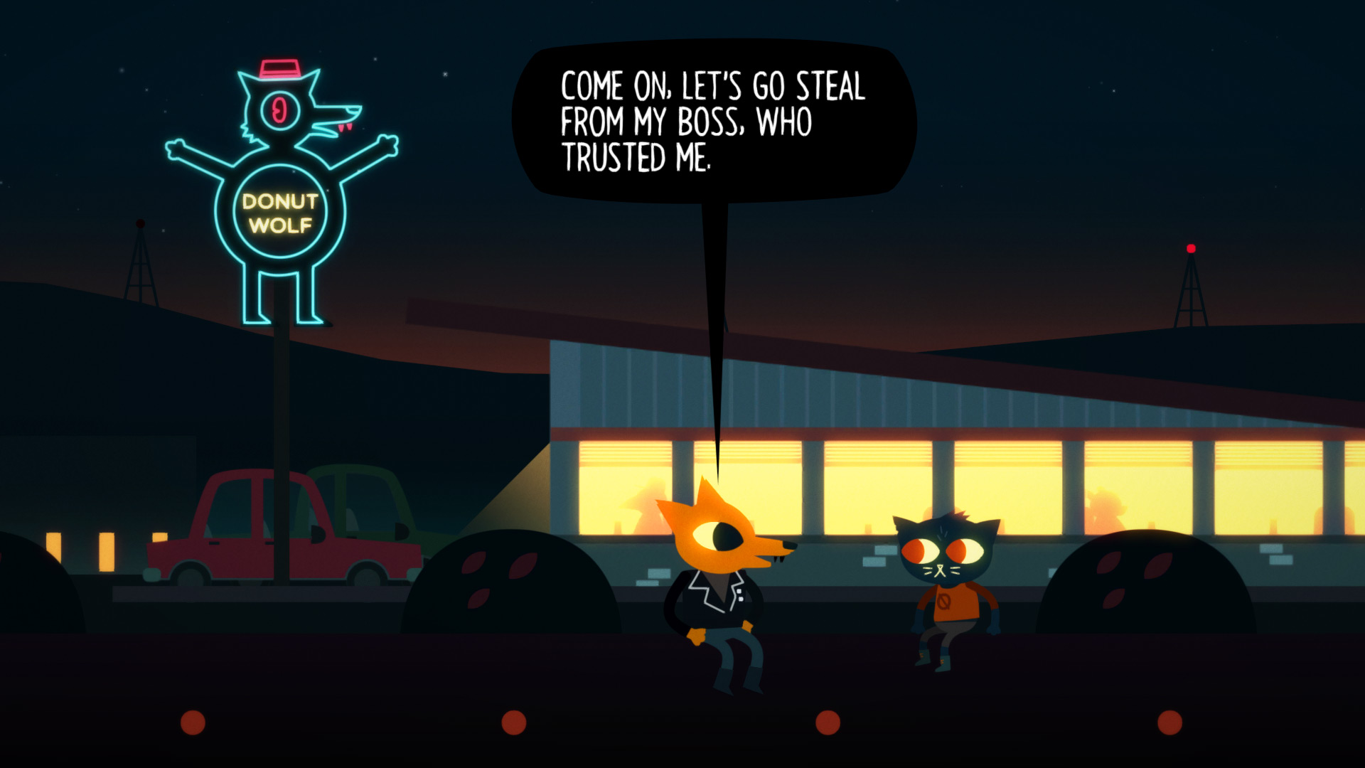 Night in the Woods (SteamGift) RU/CIS