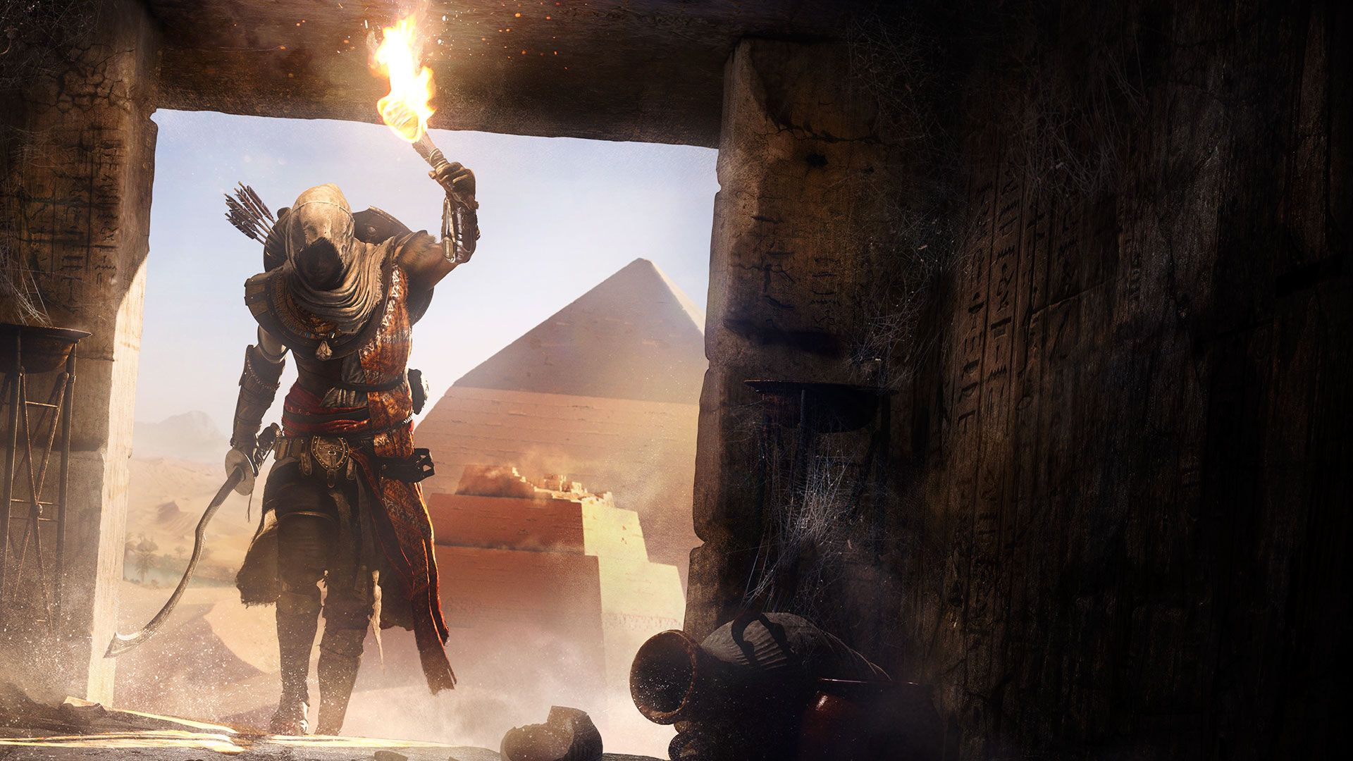 Assassins Creed Origins (Uplay RU\CIS)