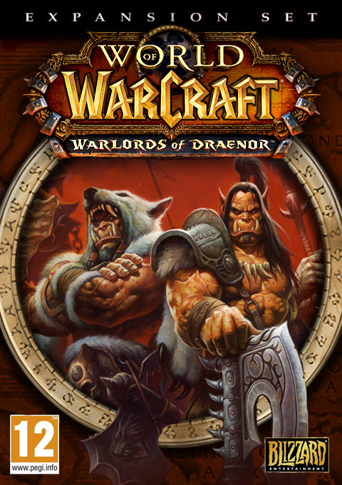 WOW: WARLORDS OF DRAENOR EXPANSION (EU) + СКИДКИ