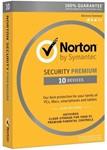 Norton Security Premium 90 дней 10 ПК (не активирован)