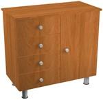 Комод 002 - комплект чертежей для изготовления мебели