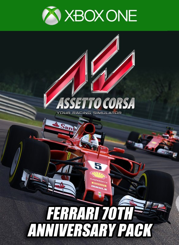 Assetto Corsa Ultimate Edition XBOX ONE game code