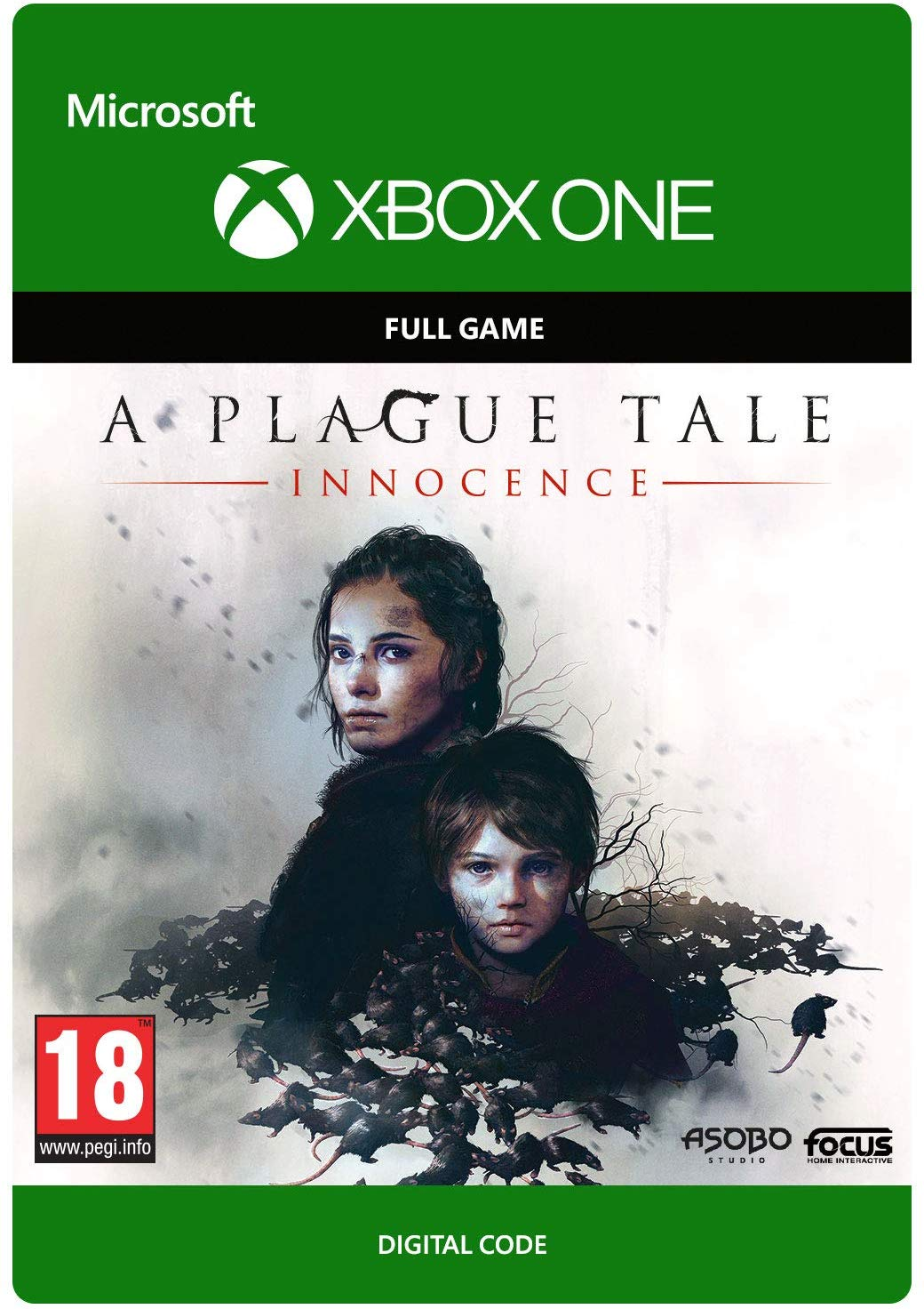 A Plague Tale: Innocence  XBOX ONE game code / key