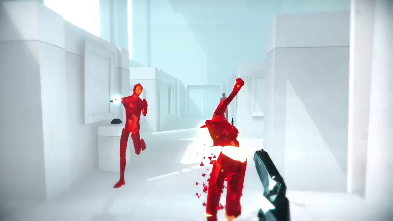 Superhot XBOX ONE digital game code / key
