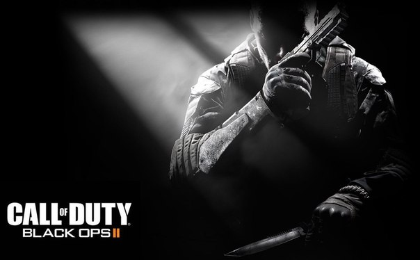 Call of Duty: Black Ops II (New Disk) + Gift